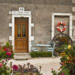 Hausbooturlaub in Burgund/Frankreich Burgundkanal / Schleuse